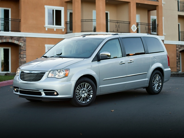 2013 Chrysler Town & Country Lee's Summit, MO 2C4RC1CGXDR769789