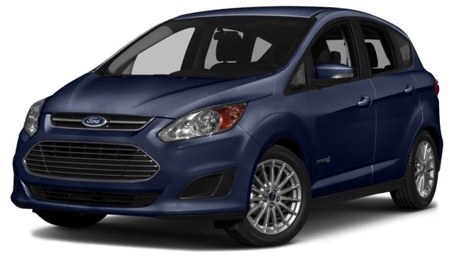 2014 Ford C-Max Hybrid Lee's Summit, MO 1FADP5BU6EL504879