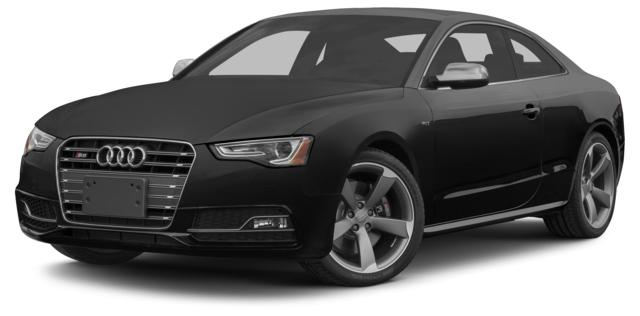 2014 Audi S5 Lee's Summit, MO WAUVGAFR9EA011039