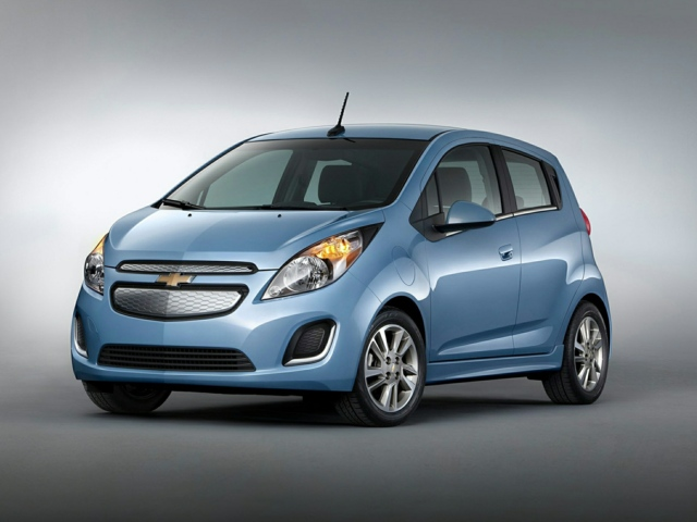 2014 Chevrolet Spark EV Lee's Summit, MO KL8CL6S08EC471462