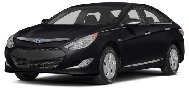 2014 Hyundai Sonata Hybrid Lee's Summit, MO KMHEC4A47EA110787