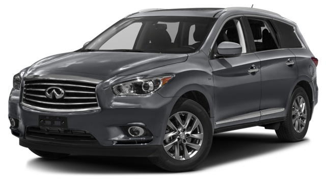 2014 Infiniti QX60 Lee's Summit, MO 5N1AL0MM8EC525625