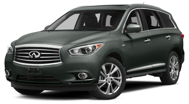 2014 Infiniti QX60 Hybrid Lee's Summit, MO 5N1CL0MM7EC517573