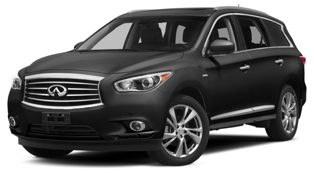 2014 Infiniti QX60 Hybrid Lee's Summit, MO 5N1CL0MM8EC513984