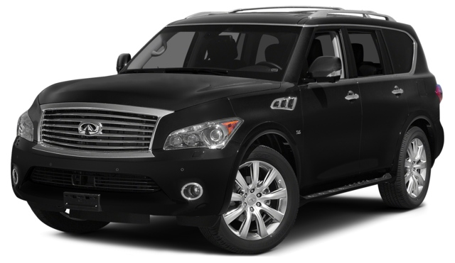 2014 Infiniti QX80 Lee's Summit, MO JN8AZ2NE2E9067409