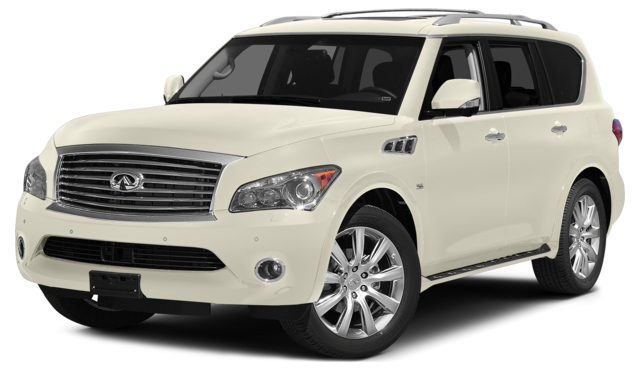 2014 Infiniti QX80 Lee's Summit, MO JN8AZ2NF1E9552925