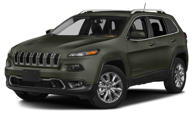 2014 Jeep Cherokee Lee's Summit, MO 1C4PJLCB1EW322497