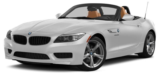 2015 BMW Z4 Lee's Summit, MO WBALL5C56FP556657