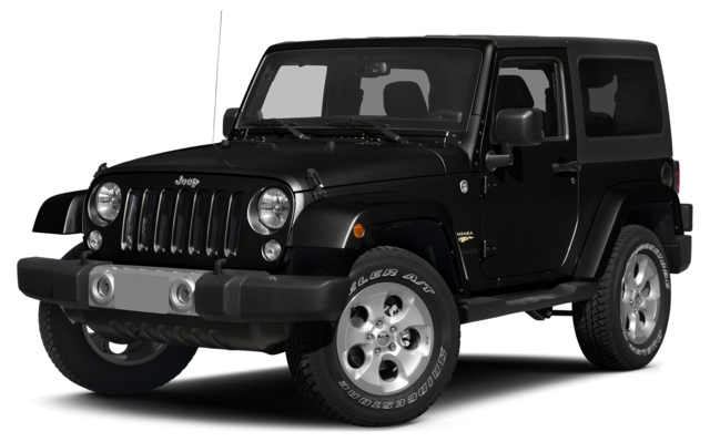 2015 Jeep Wrangler Lee's Summit, MO 1C4AJWBGXFL503847