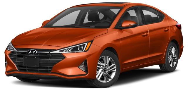2019 Hyundai Elantra Arlington, MA 5NPD84LF8KH450583
