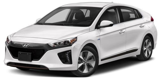 2019 Hyundai Ioniq EV Arlington, MA KMHC75LH2KU034309