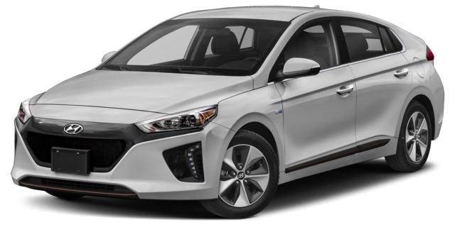 2019 Hyundai Ioniq EV Arlington, MA KMHC75LH0KU034390