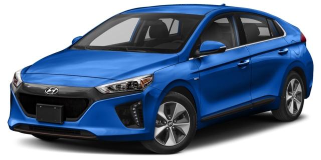 2019 Hyundai Ioniq EV Arlington, MA KMHC05LH3KU035697