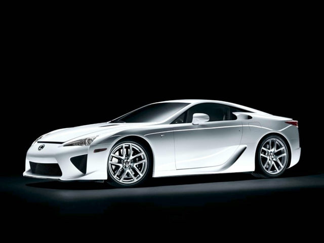 2012 Lexus LFA Lee's Summit, MO JTHHX8BH3C1000149