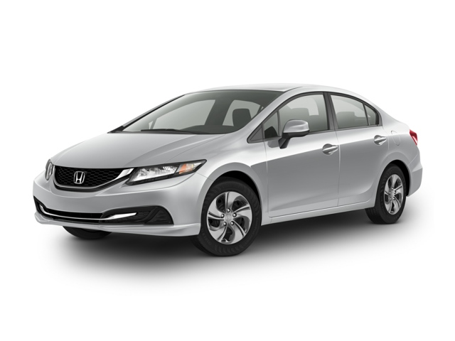 2014 Honda Civic Lee's Summit, MO 2HGFB2F55EH503773