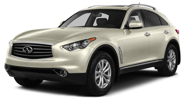 2013 Infiniti FX37 Lee's Summit, MO JN8CS1MWXDM173121