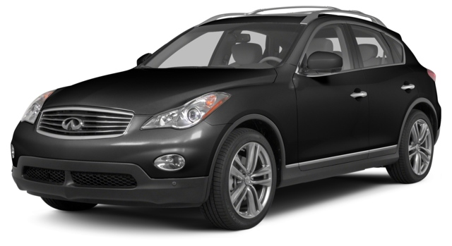 2013 Infiniti EX37 Lee's Summit, MO JN1BJ0HR5DM481745