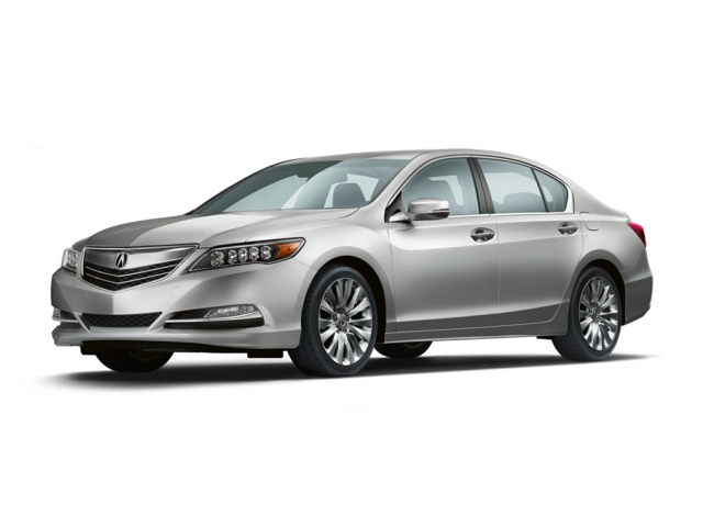 2015 Acura RLX Lee's Summit, MO JH4KC1F56FC000096