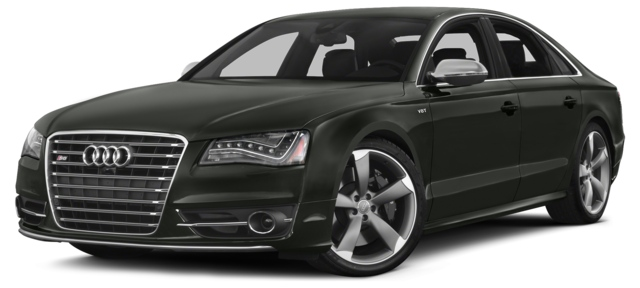 2014 Audi S8 Lee's Summit, MO WAUD2AFD8EN010469