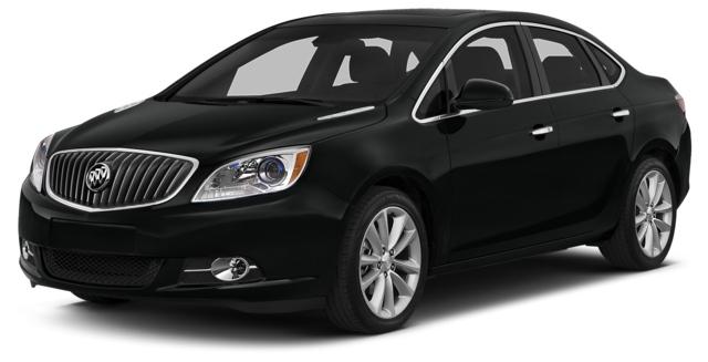 2014 Buick Verano Lee's Summit, MO 1G4PR5SK2E4139171