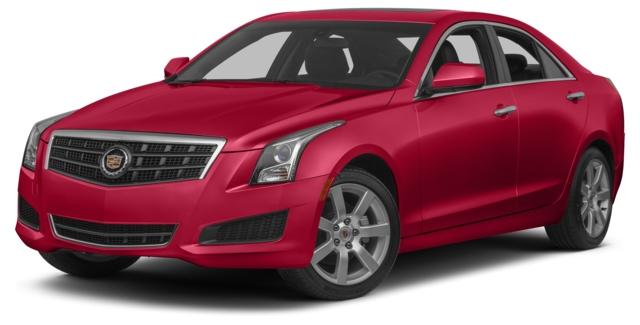 2014 Cadillac ATS Lee's Summit, MO 1G6AH5RX5E0127072