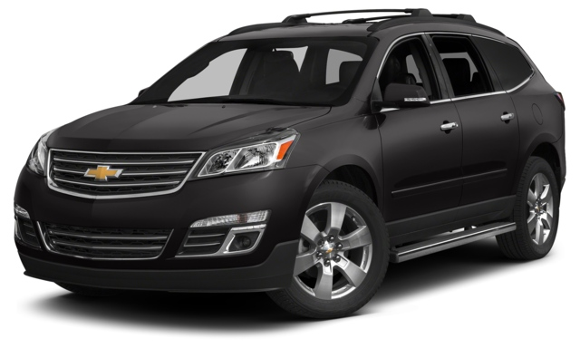 2014 Chevrolet Traverse Lee's Summit, MO 1GNKVJKD2EJ295188
