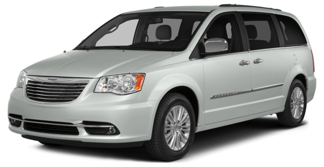 2014 Chrysler Town & Country Lee's Summit, MO 2C4RC1BG1ER284962