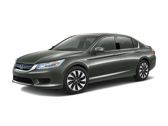 2014 Honda Accord Hybrid Lee's Summit, MO 1HGCR6F70EA009438