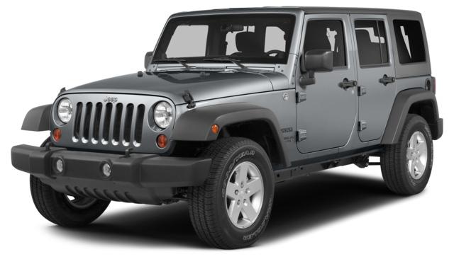 2014 Jeep Wrangler Unlimited Lee's Summit, MO 1C4BJWDG8EL260913