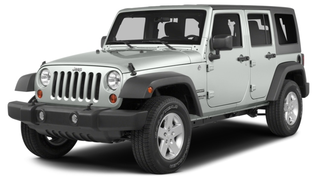 2014 Jeep Wrangler Unlimited Lee's Summit, MO 1C4BJWFGXEL220541