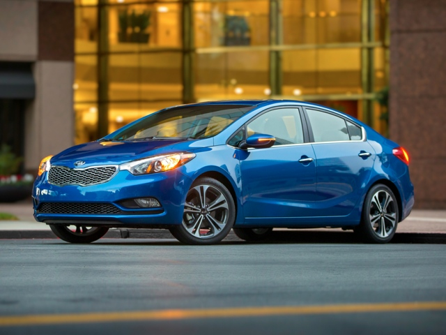 2015 Kia Forte Lee's Summit, MO KNAFK4A62F5260732