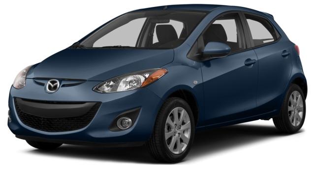 2014 Mazda Mazda2 Lee's Summit, MO JM1DE1KY8E0180900