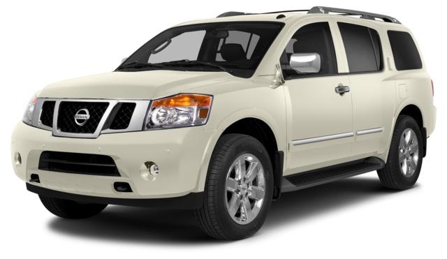 2014 Nissan Armada Lee's Summit, MO 5N1AA0NC1EN606496