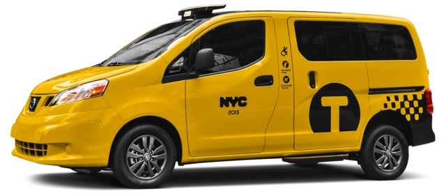 2014 Nissan NV200 Taxi Lee's Summit, MO 3N8CM0JT2EK690221