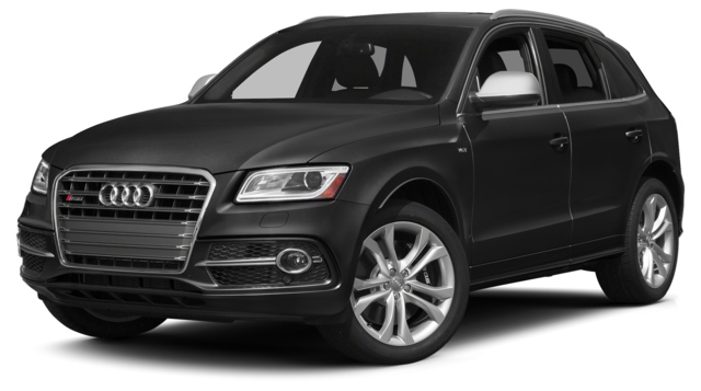 2015 Audi SQ5 Lee's Summit, MO WA1CGAFP0FA002363
