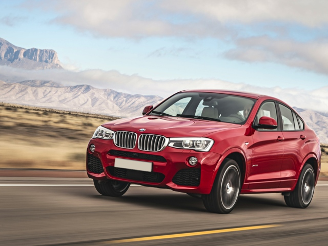 2015 BMW X4 Lee's Summit, MO 5UXXW5C54F0E87487