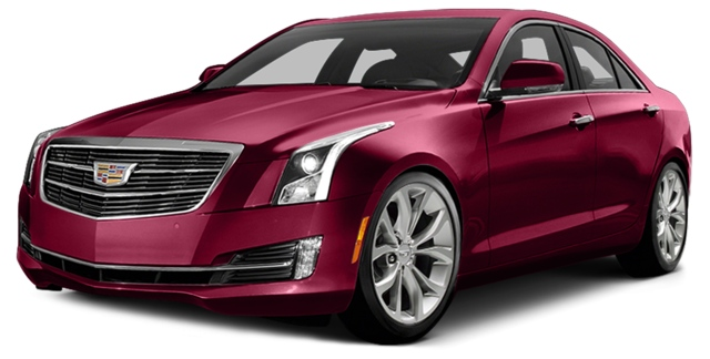 2015 Cadillac ATS Lee's Summit, MO 1G6AG5RX4F0104726