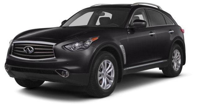 2015 Infiniti QX70 Lee's Summit, MO JN8CS1MU6FM380073