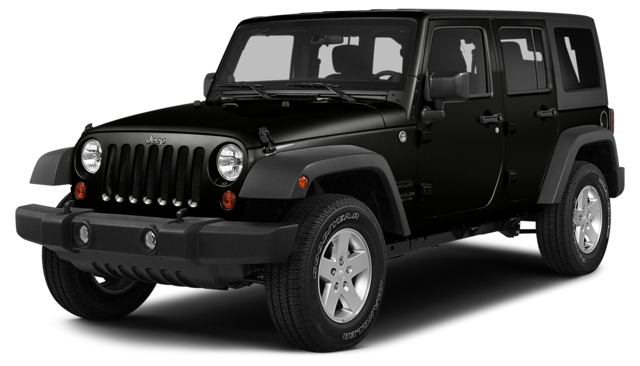 2015 Jeep Wrangler Unlimited Lee's Summit, MO 1C4BJWFG9FL511520