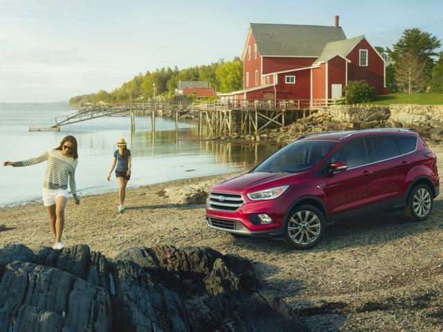 2018 Ford Escape Narragansett, RI 1FMCU9GD1JUB92811