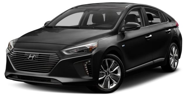 2018 Hyundai Ioniq Hybrid Arlington, MA KMHC65LC5JU087351