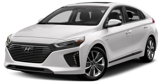 2018 Hyundai Ioniq Hybrid Arlington, MA KMHC85LC2JU083509