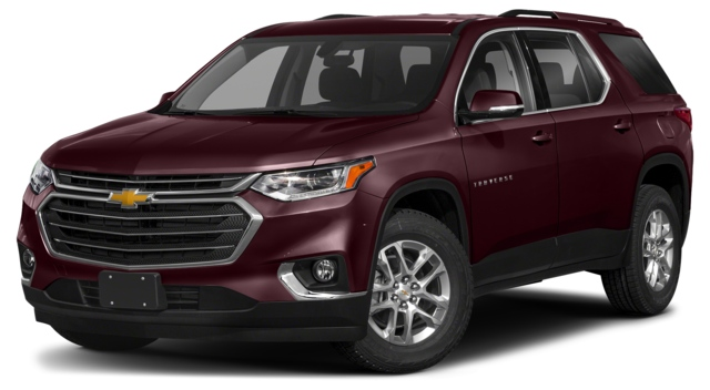 2018 Chevrolet Traverse Arlington, MA 1GNEVHKW8JJ285833