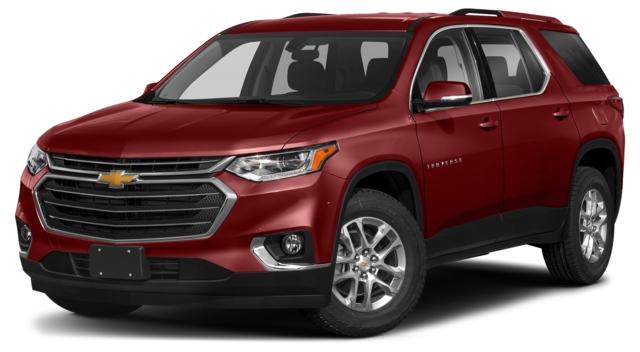 2018 Chevrolet Traverse Arlington, MA 1GNEVGKWXJJ282135