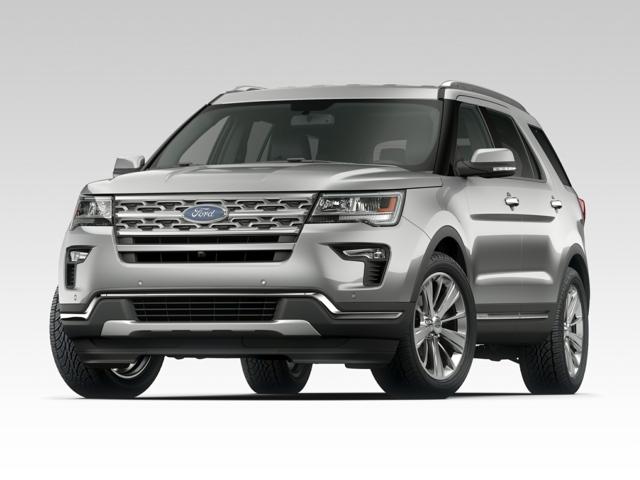 2018 Ford Explorer Narragansett, RI 1FM5K8D85JGB14434