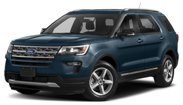 2018 Ford Explorer East Greenwich, RI 1FM5K8FH6JGB72968