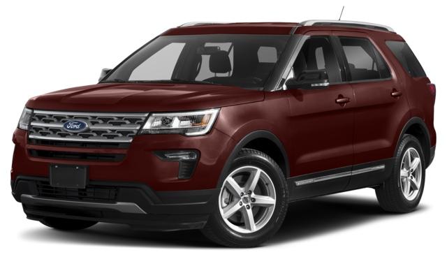 2018 Ford Explorer East Greenwich, RI 1FM5K8D84JGA50791