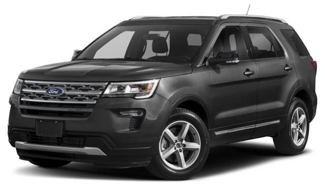 2019 Ford Explorer Narragansett, RI 1FM5K8D85KGA99371