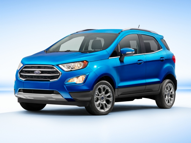 2018 Ford EcoSport Narragansett, RI MAJ6P1UL8JC245845