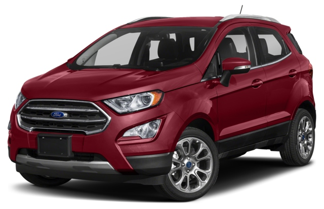 2019 Ford EcoSport East Greenwich, RI MAJ6S3GL2KC257321